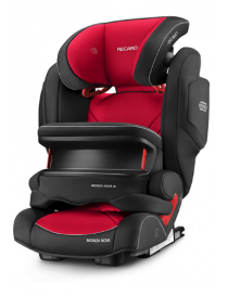 "RECARO Monza Nova IS Seatfix ""Black"""