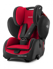 "RECARO Young Sport HERO ""Black"""