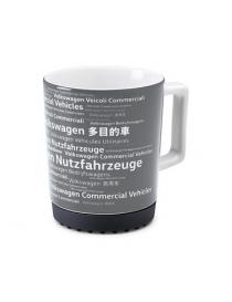 Porcelianinis puodelis Volkswagen