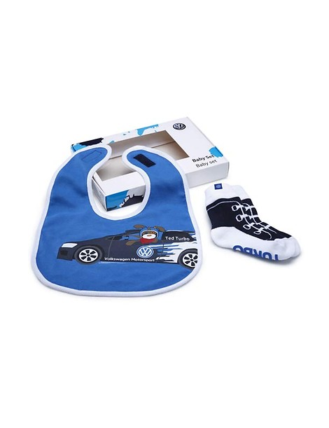 Vaikiškos kojinės ir seilinukas Motorsport